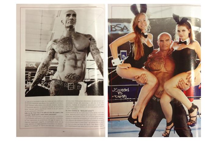 Playboy n. 37 - luglio/agosto