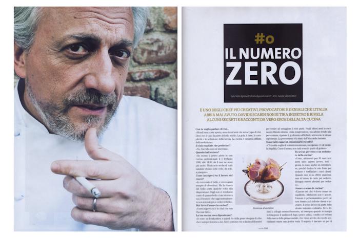 Playboy n. 34 - aprile 2012