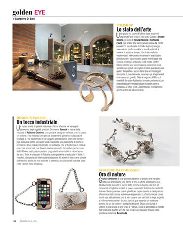 fashion magazine - gennaio 2014