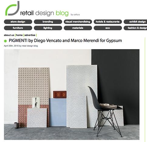 Retail design blog - aprile 2016